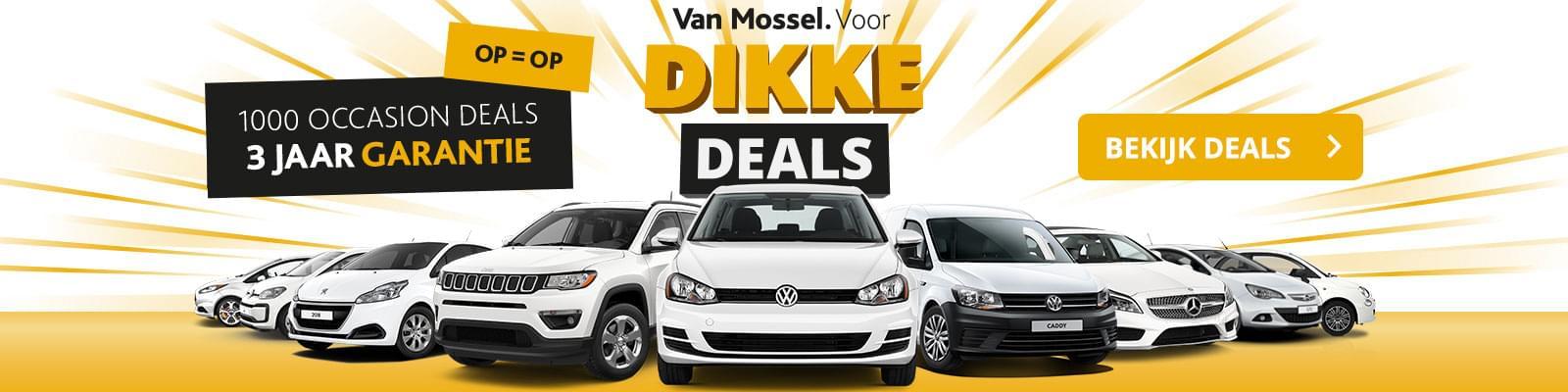 Dikke Deals bij Van Mossel