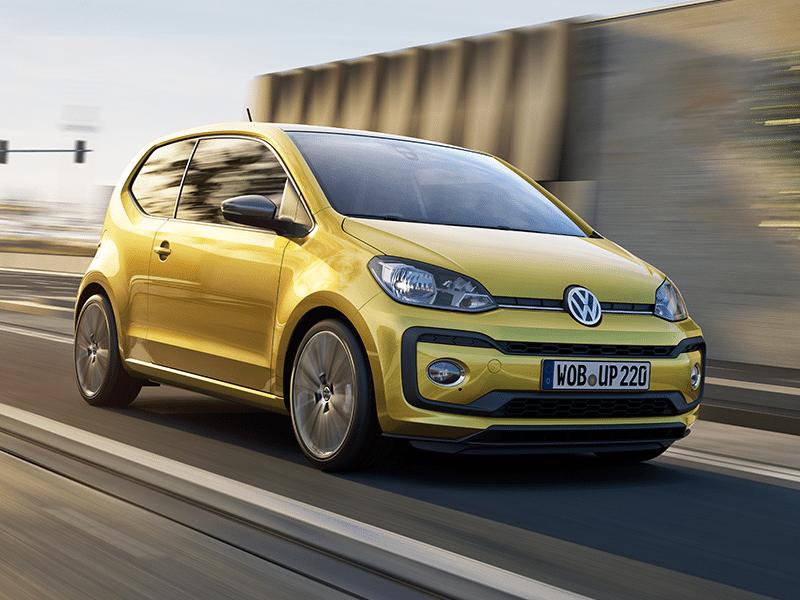 Volkswagen up! Take Up! 1.0 MPI 44kW/60pk bij Van Mossel Voorraad
