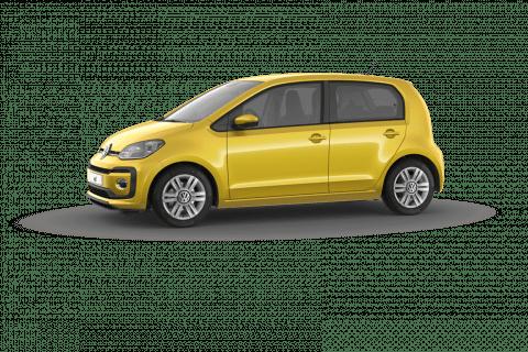 Volkswagen up! bij Van Mossel Voorraad