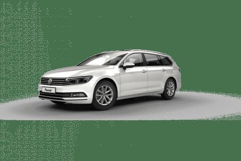 Volkswagen Passat Variant bij Van Mossel Voorraad