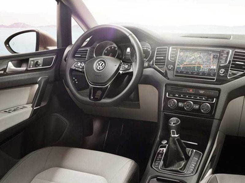 Volkswagen Golf Sportsvan Easyline 1.2 TSI 63kW/85pk bij Van Mossel Voorraad
