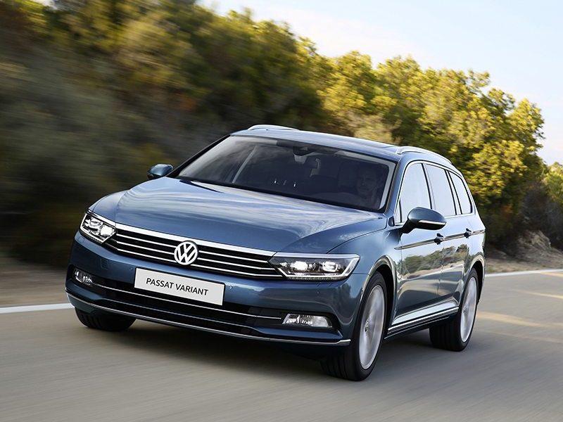 Volkswagen Passat Variant Comfortline bij Van Mossel Voorraad