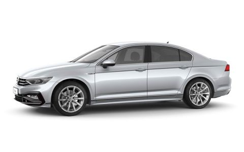 Volkswagen Passat bij Van Mossel Voorraad