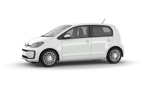 Volkswagen up! 1.0 MPI  48kW/65pk