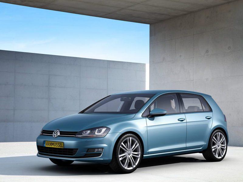 Volkswagen Golf Trendline 1.2 TSI 63kW/85pk bij Van Mossel Voorraad