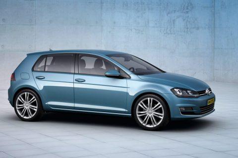 Volkswagen Golf bij Van Mossel Voorraad