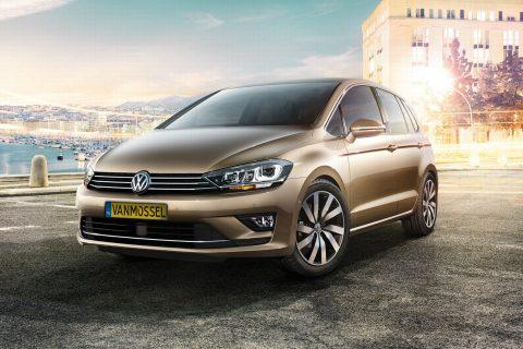 Volkswagen Golf Sportsvan bij Van Mossel Voorraad