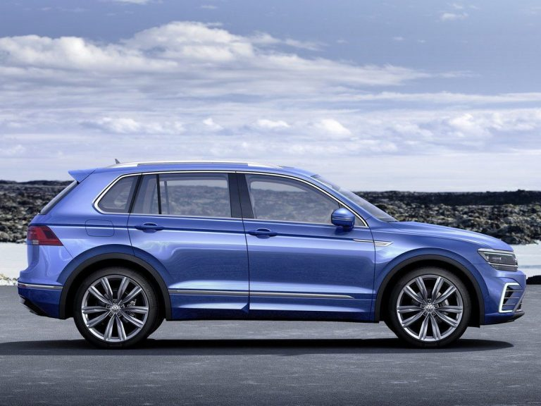 Volkswagen Tiguan Trendline 1.4 TSI BlueMotion, 125 pk