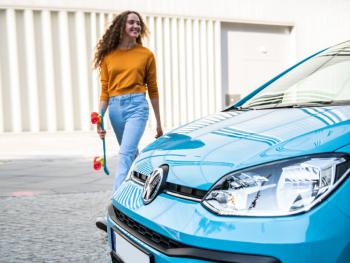 Volkswagen up! 1.0 MPI  48kW/65pk bij Van Mossel Voorraad
