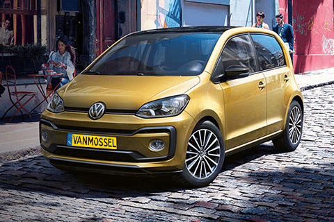 Volkswagen up! Take Up! 1.0 MPI 44kW/60pk