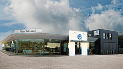 Van Mossel Volkswagen Oisterwijk