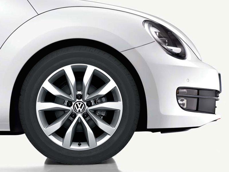 Volkswagen Beetle Exclusive Series 1.2 TSI 77kW/105pk bij Van Mossel Voorraad