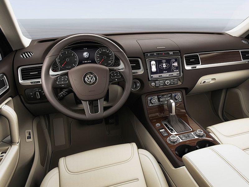 Volkswagen Touareg Exclusive Series 3.0 TDI 193kW bij Van Mossel Voorraad