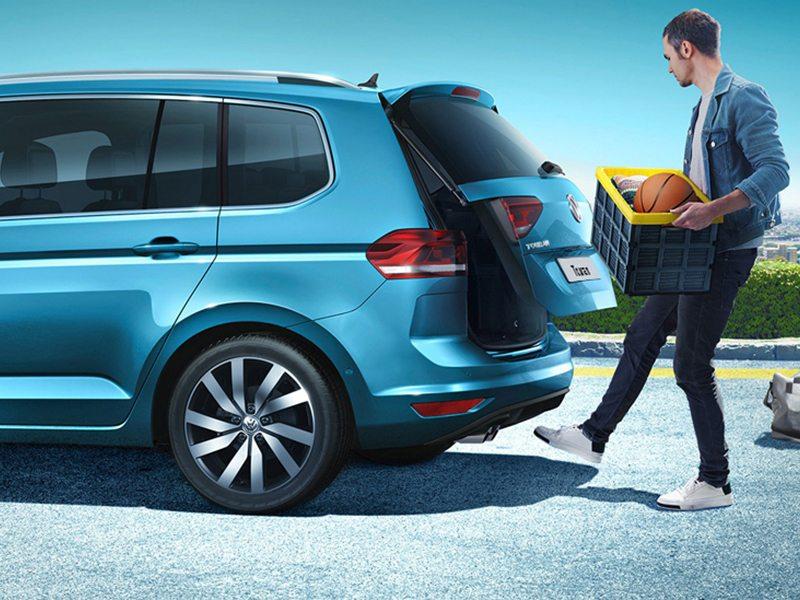 Volkswagen Touran Comfortline bij Van Mossel Voorraad
