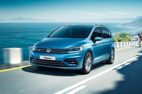 Volkswagen Touran bij Van Mossel Voorraad