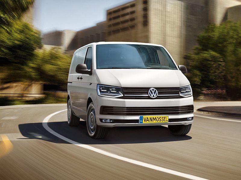Volkswagen Transporter Economy bij Van Mossel Voorraad