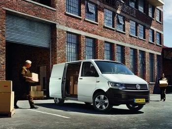 Volkswagen Transporter Trendline 2.0 TDI 75kW/102pk bij Van Mossel Voorraad