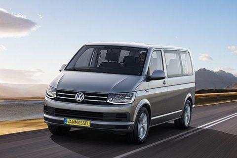 Volkswagen Transporter bij Van Mossel Voorraad