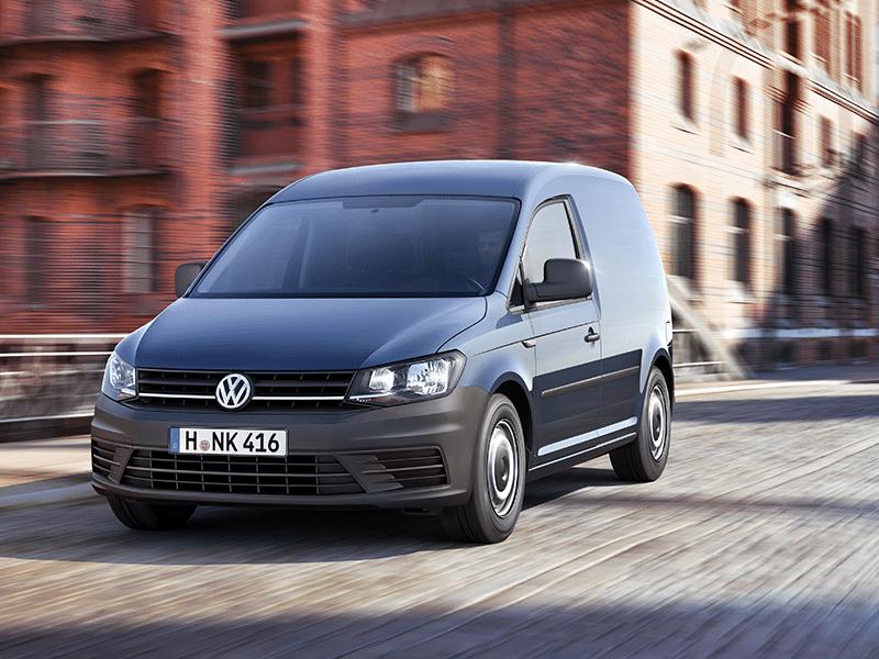 Volkswagen Caddy Economy bij Van Mossel Voorraad