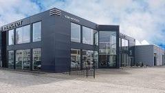 Van Mossel Peugeot Amsterdam Noord