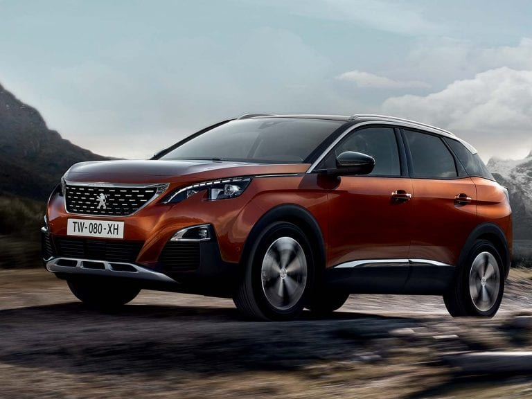 Peugeot 3008 SUV Premium Executive PT 130pk EAT8