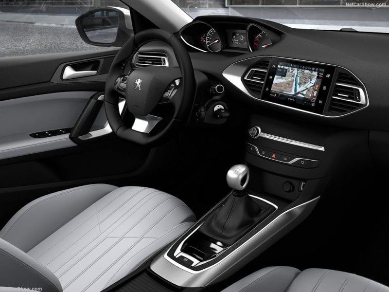 Peugeot 308 Allure 5-deurs - 1.2 PureTech 130pk bij Van Mossel Voorraad
