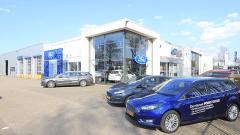 Van Mossel Ford Tilburg