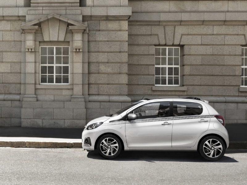 Peugeot 108 Active - 5-deurs PT 72pk bij Van Mossel Voorraad