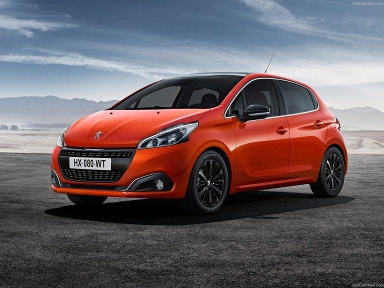 Peugeot 208 5-deurs Like