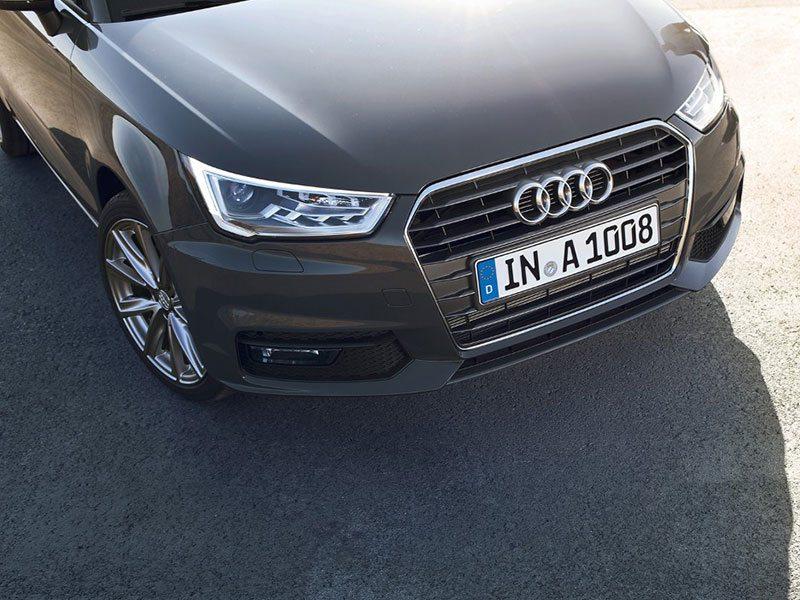 Audi A1  bij Van Mossel Voorraad