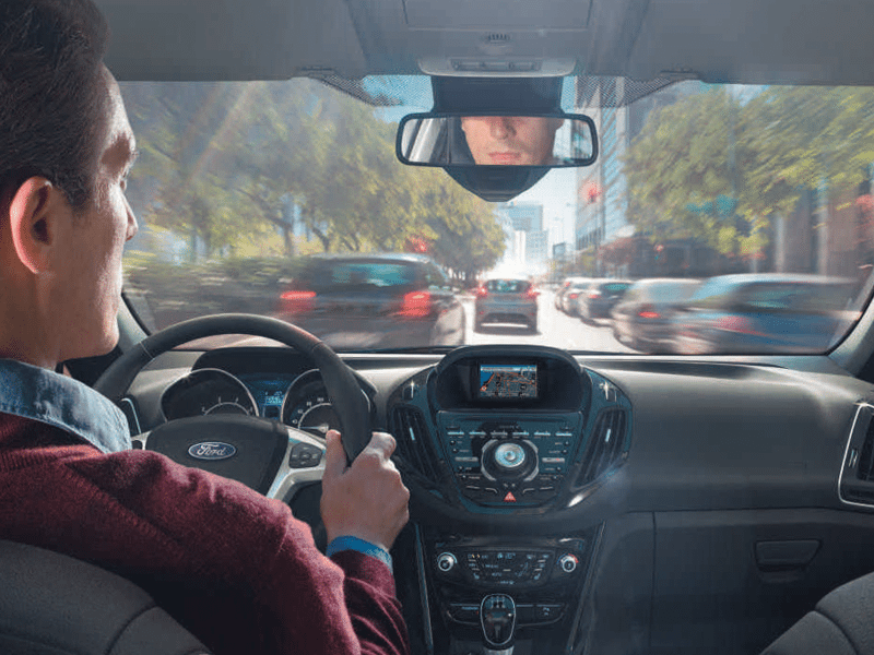 Ford B-Max Style 1.0 Ecoboost 100pk bij Van Mossel Voorraad
