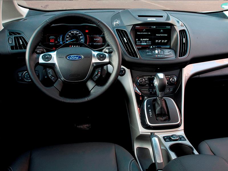 Ford C-MAX Sport Line 125pk bij Van Mossel Voorraad