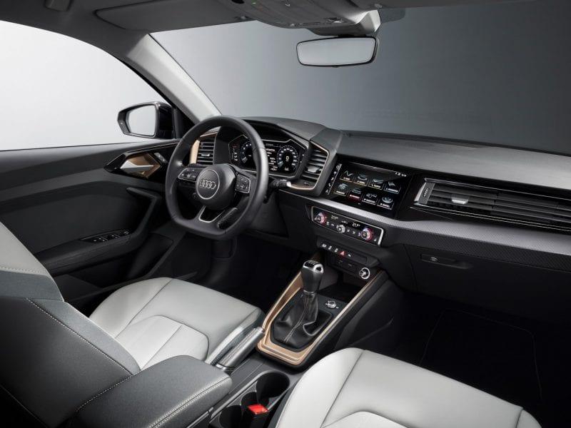 Audi A1 Sportback bij Van Mossel Voorraad