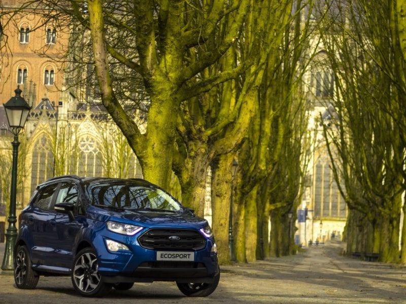 Ford EcoSport Trend Ultimate 125pk bij Van Mossel Voorraad