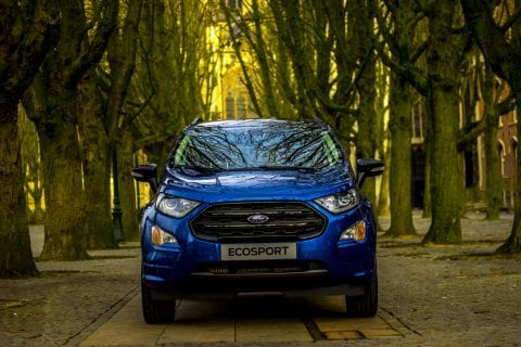 Ford EcoSport Connected 1.0 EcoBoost 100pk