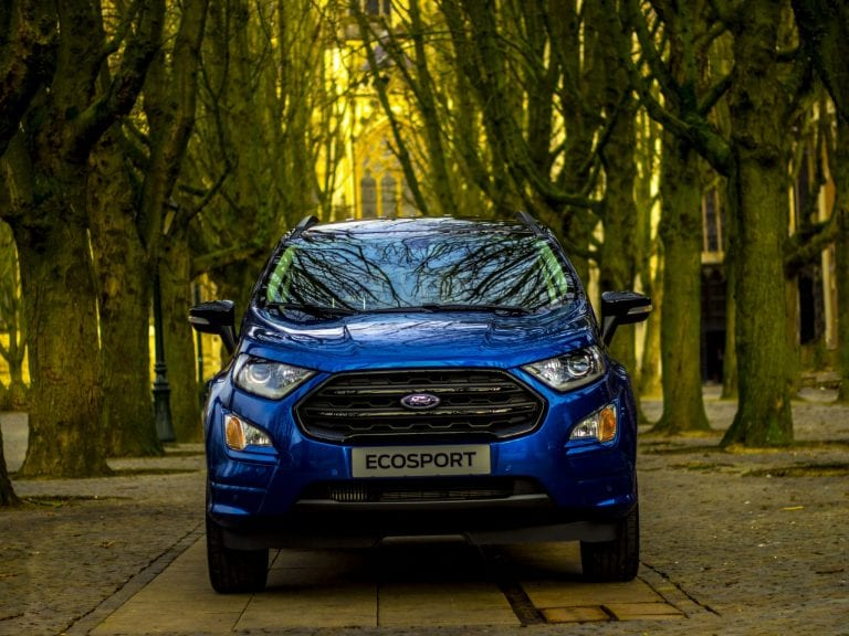 Ford EcoSport Trend Ultimate 1.0 EcoBoost 125pk