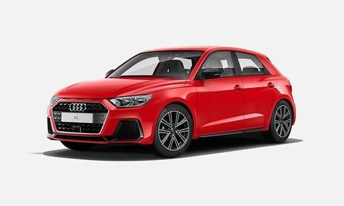 Audi A1 Sportback Pro Line 25 TFSI 70 kW (95 pk)