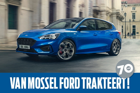 Ford Focus Trend 1.0 EcoBoost 100pk