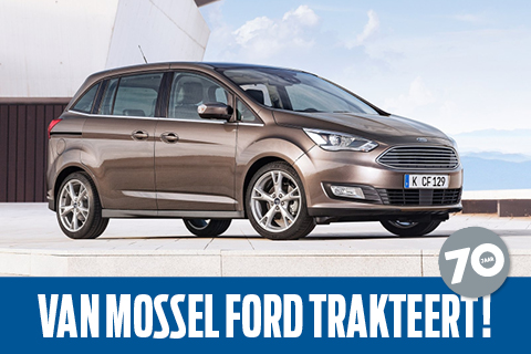 Ford C-MAX Sport 1.0 EcoBoost 125pk