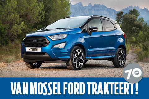 Ford EcoSport bij Van Mossel Voorraad
