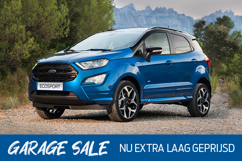 Ford EcoSport Trend Ultimate 125pk