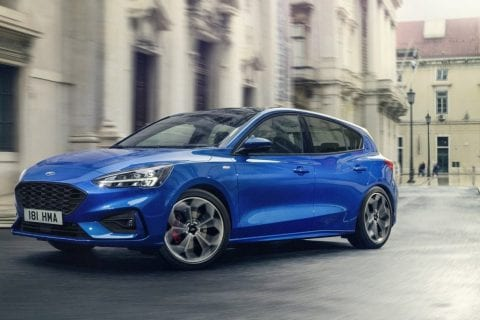 Ford Focus bij Van Mossel Voorraad