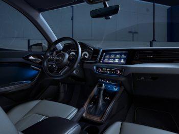 Audi A1 Sportback Pro Line 25 TFSI 70 kW (95 pk) bij Van Mossel Voorraad
