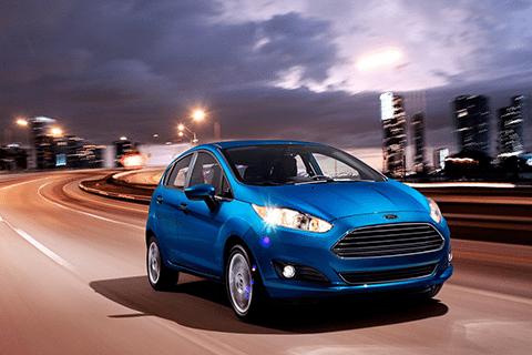Ford Fiesta Style Essential 5-deurs