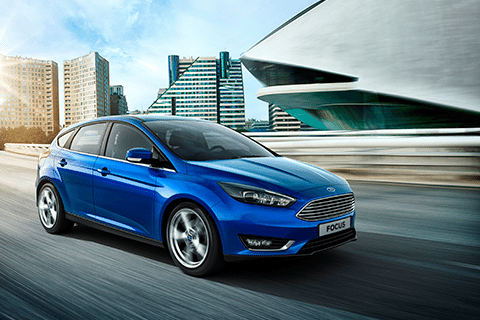 Ford Focus Trend 1.0 EcoBoost 74 kW / 100 PK