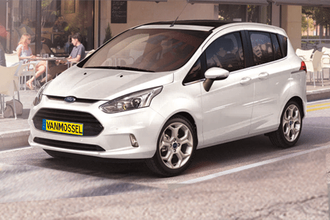 Ford B-Max Style 1.0 Ecoboost 100pk