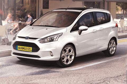 Ford B-Max bij Van Mossel Voorraad
