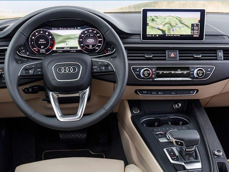 Audi A4 Limousine bij Van Mossel Voorraad