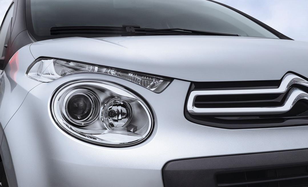 Citroën C1 Feel PureTech 72 S&S 5-deurs bij Van Mossel Voorraad