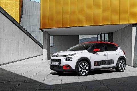 Citroën C3 bij Van Mossel Voorraad